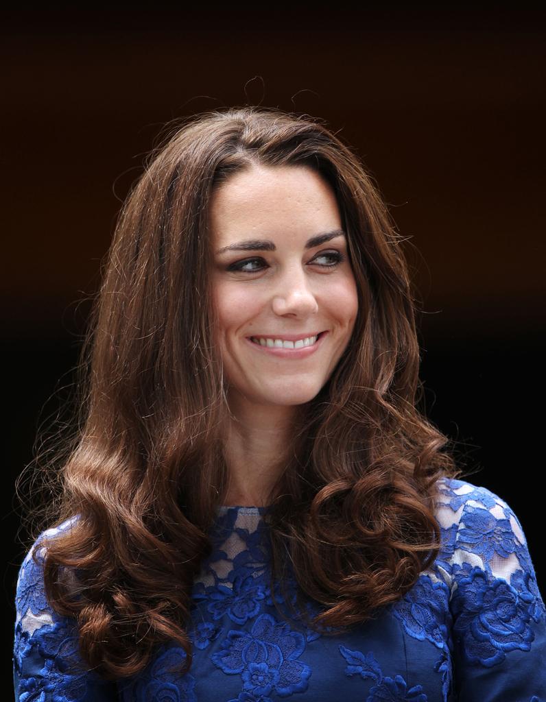 Boucle cheveux kate middleton les plus belles coiffures for Coupe cheveux kate middleton