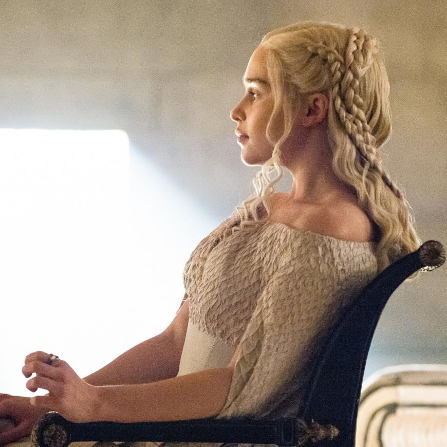 Coiffure Daenerys  Comment Faire Les Coiffures De Daenerys - Elle