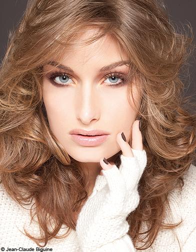 Beaute Tendance Cheveux Coiffure Hiver Jean Claude Biguine 009 - 100 Coiffures Automne/hiver ...