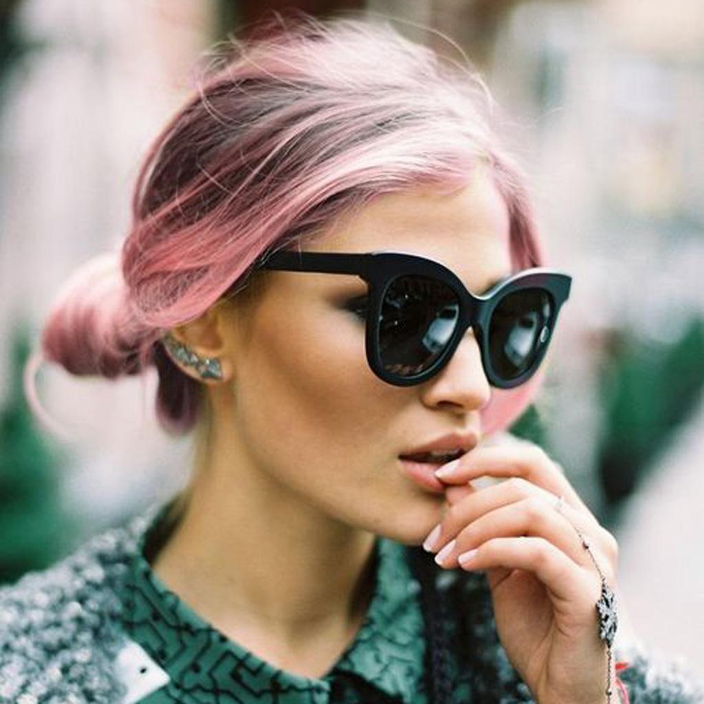 Cheveux rose  tout savoir sur la tendance de la coloration rose , Elle
