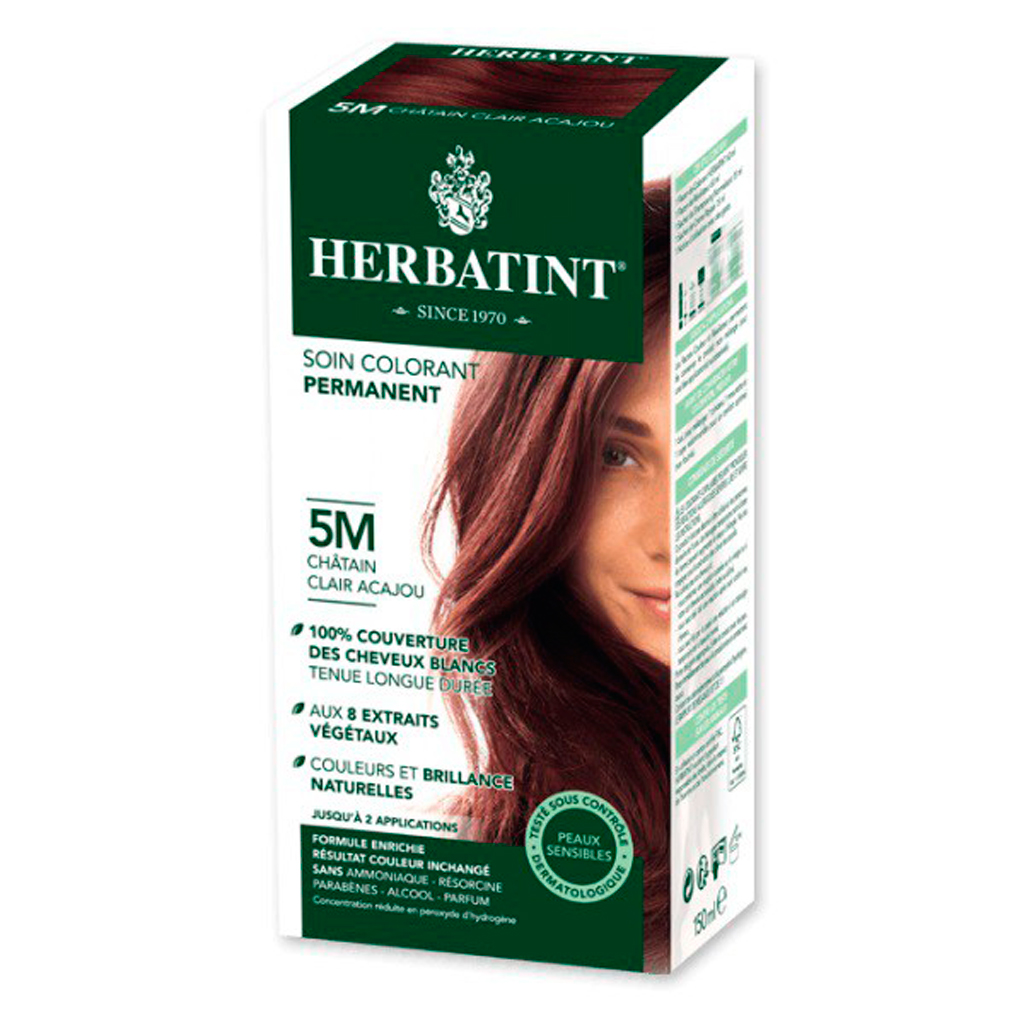soin colorant permanent herbatint - Soin Colorant Cheveux