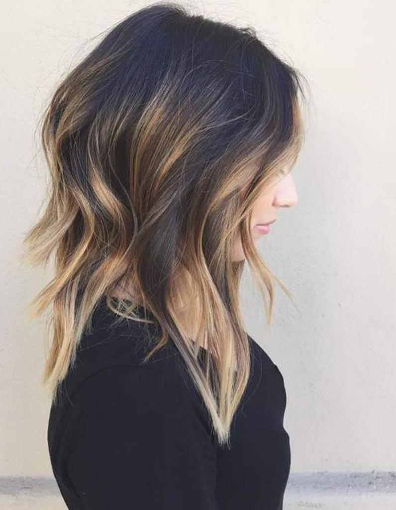 Souvent Ombré hair carré - Ombré hair : les plus beaux dégradés de couleur  UH69