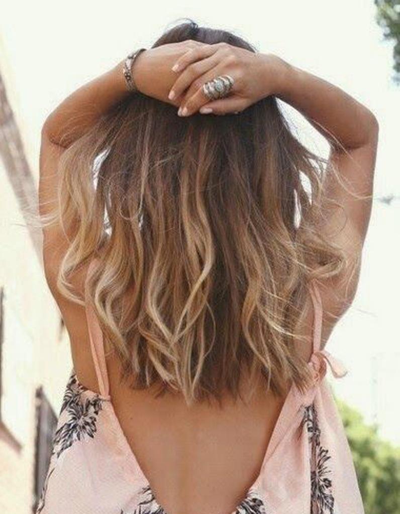Extrem Ombré hair discret - Ombré hair : les plus beaux dégradés de  IE25