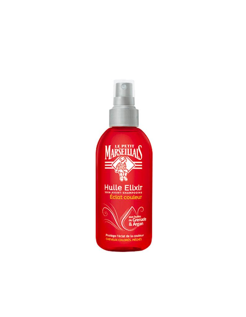 Le traitement des cheveu par les huiles et les vitamines