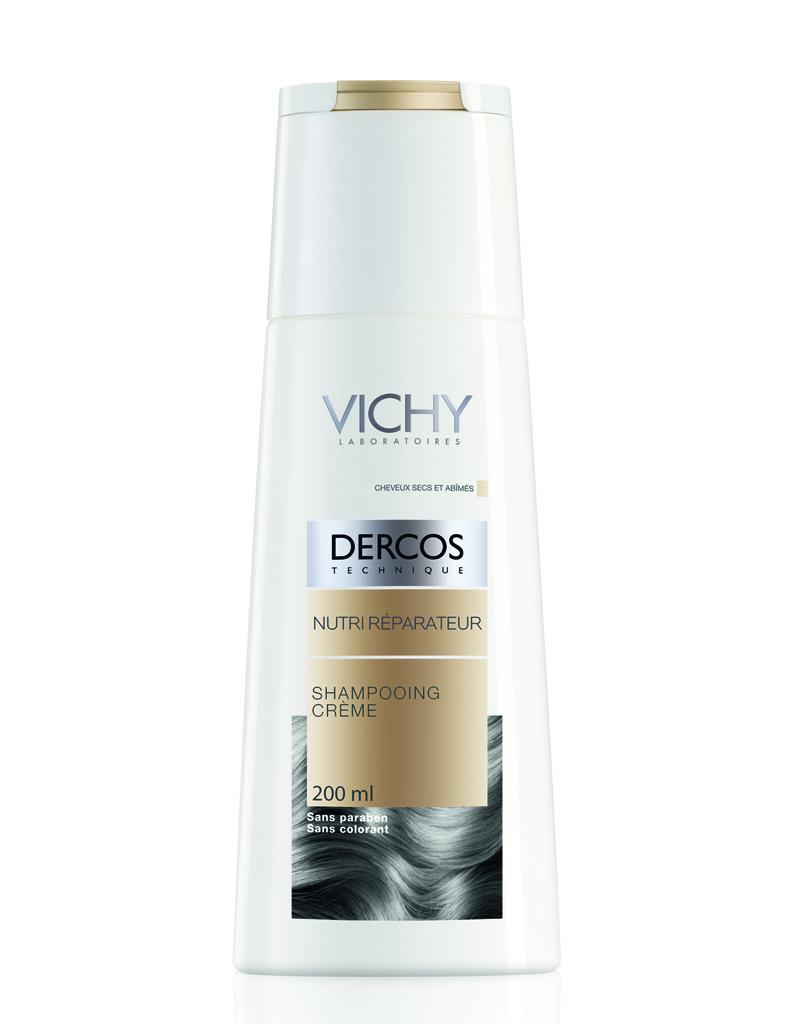 Shampooing crème nutri-réparateur, Vichy - Mes soins