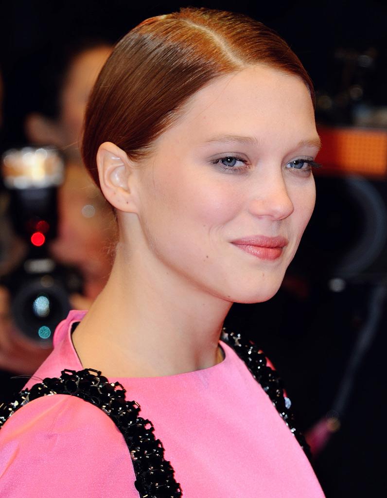Le maquillage nude de Léa Seydoux - On copie le maquillage