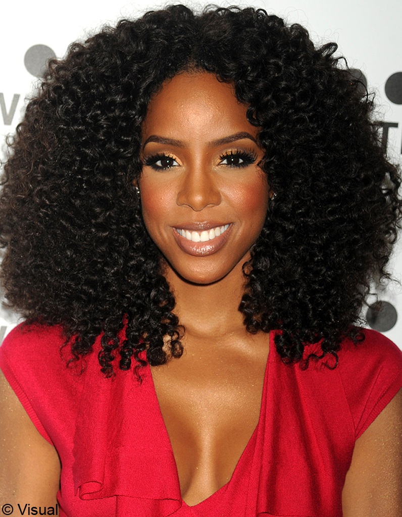 Kelly Rowland Coiffure