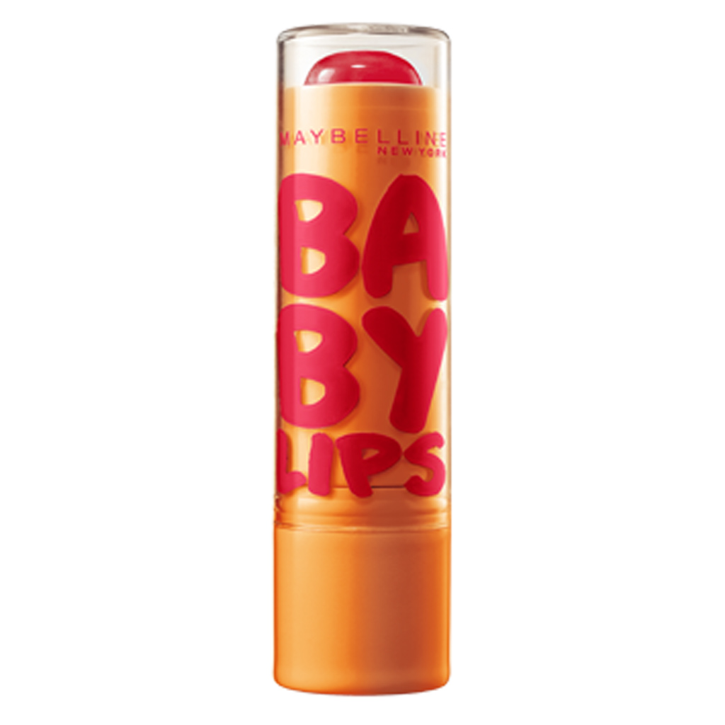 Baume 224 L 232 Vres Baby Lips Cherry Me Gemey Maybelline 10