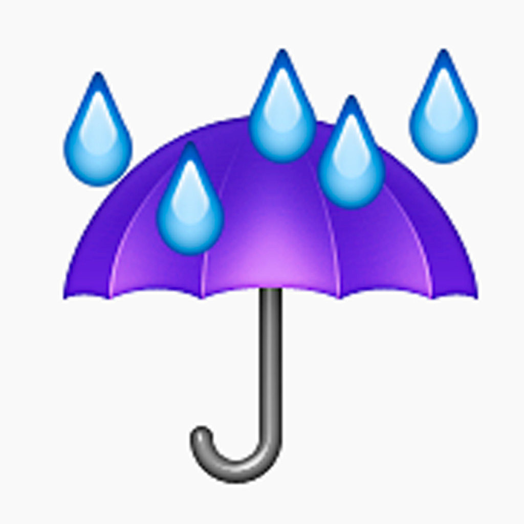 Le Parapluie Beaut 233 La Vraie Signification Des 233 Mojis Elle