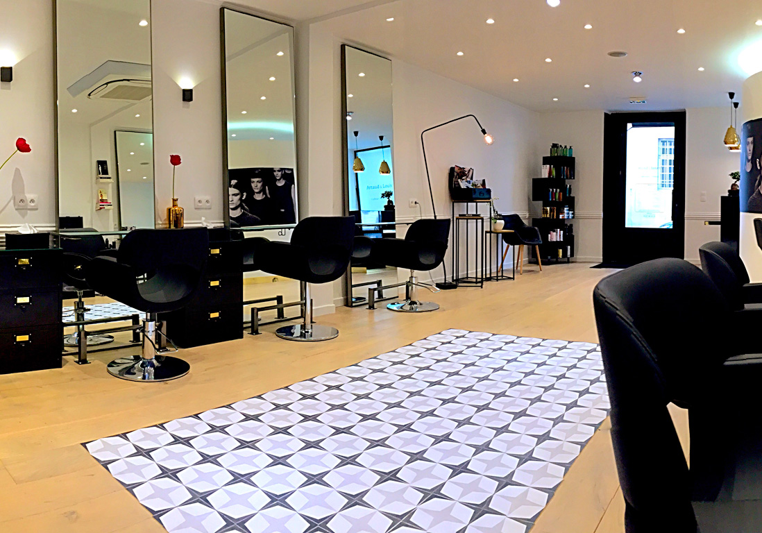 le deuxi me salon de coiffure d 39 arnaud et louis c 39 est du joli toutes les envies beaut de la. Black Bedroom Furniture Sets. Home Design Ideas