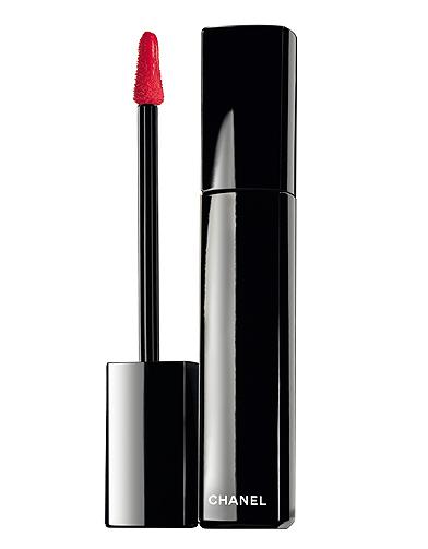 beaute shopping tendance maquillage rouge levre chanel. Black Bedroom Furniture Sets. Home Design Ideas