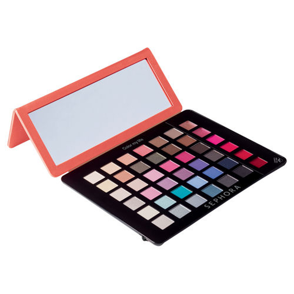 palette de maquillage color my life sephora - Prix Maquillage Mariage Sephora