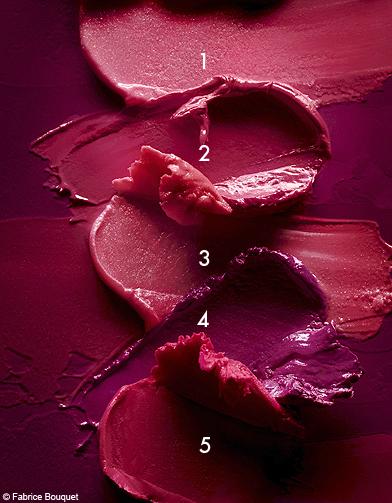 beaute tendance make up maquillage rouge levres pop up make up elle. Black Bedroom Furniture Sets. Home Design Ideas