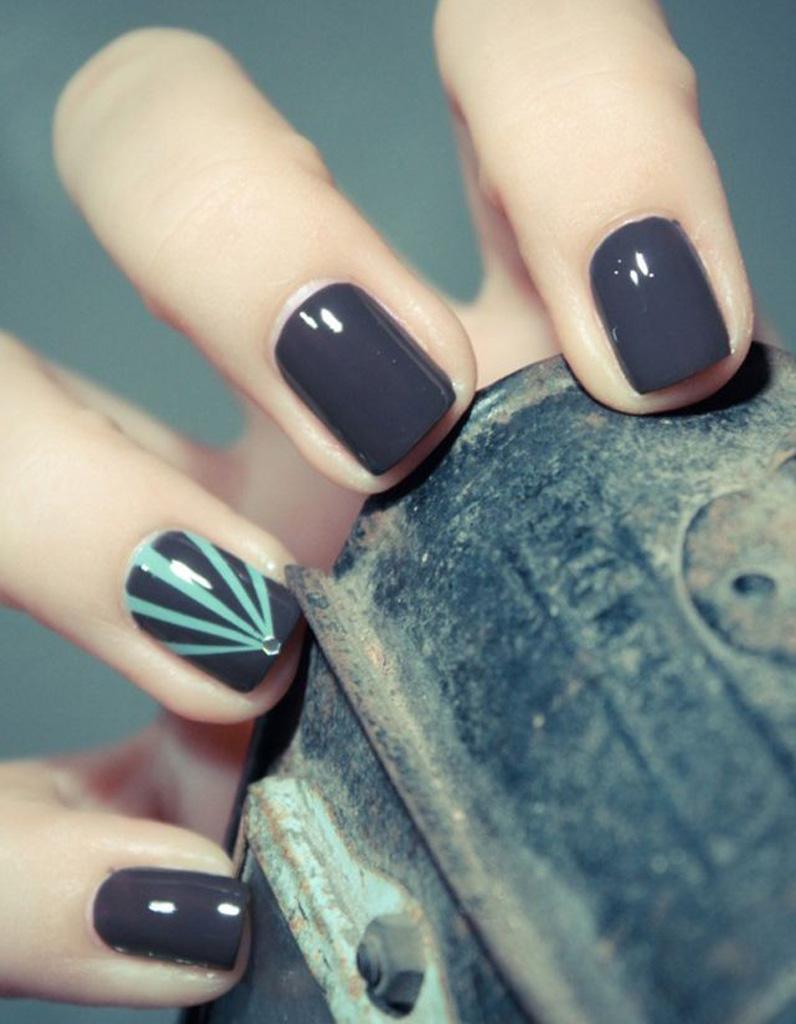 Manucure printemps nail art les 20 tendances manucure qui feront le printemps elle - Nail art printemps ...