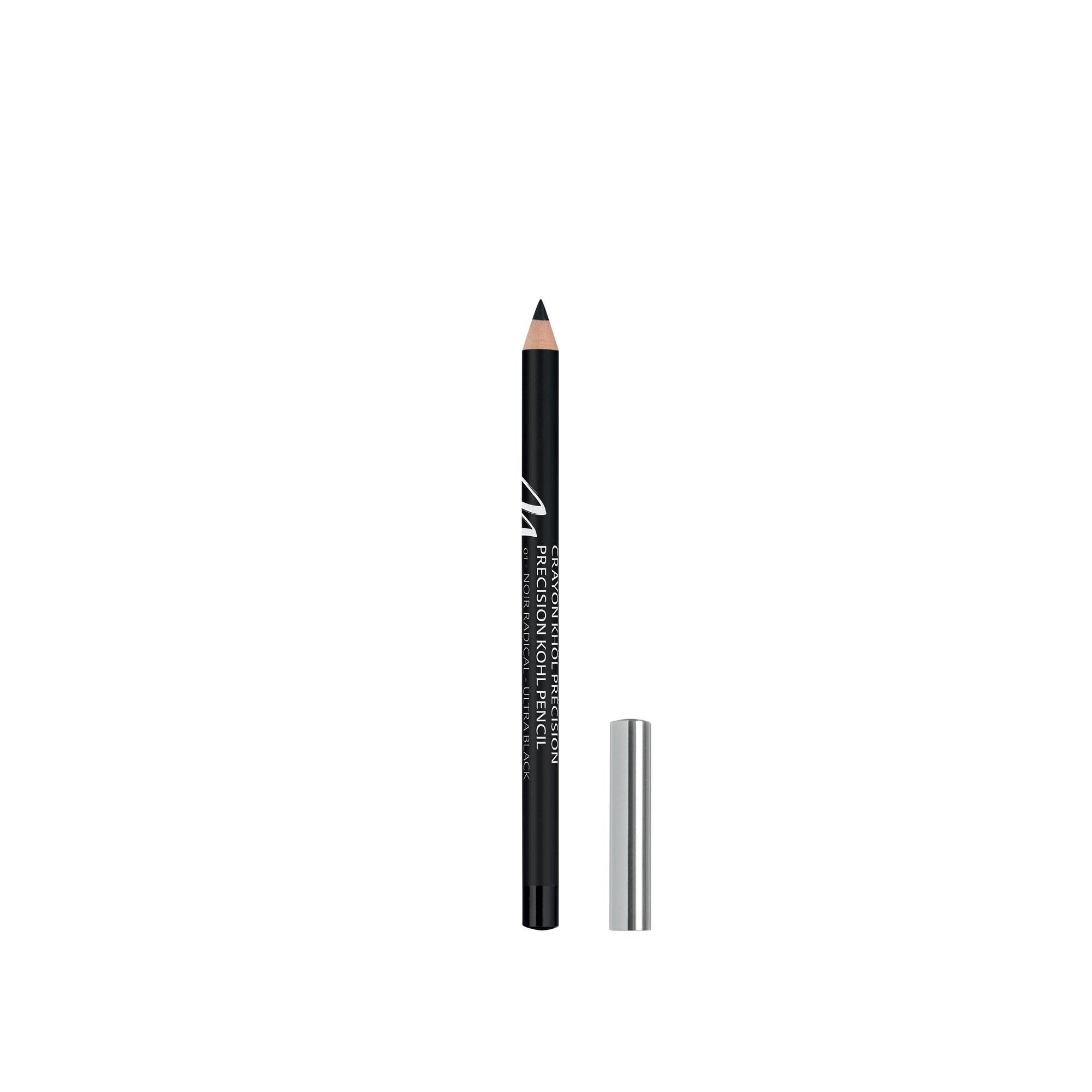 mini crayon kh l pr cision noir radical marionnaud un maquillage infaillible au top m me au. Black Bedroom Furniture Sets. Home Design Ideas