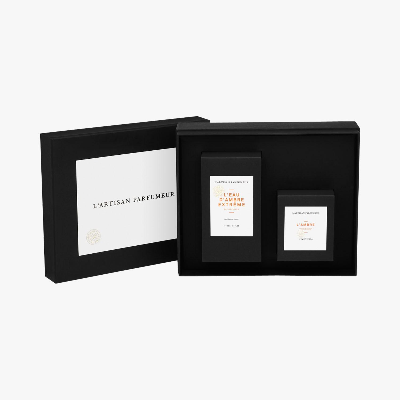 coffret parfum oriental l artisan parfumeur 20 coffrets de parfums chics et f minins elle. Black Bedroom Furniture Sets. Home Design Ideas