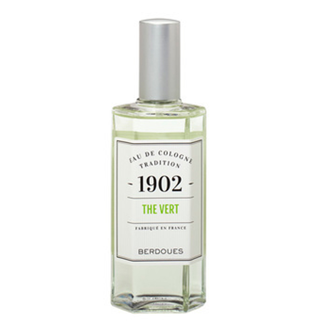 eau de cologne tradition th vert 1902 berdoues 10 parfums prix l ger pour sentir bon tout. Black Bedroom Furniture Sets. Home Design Ideas