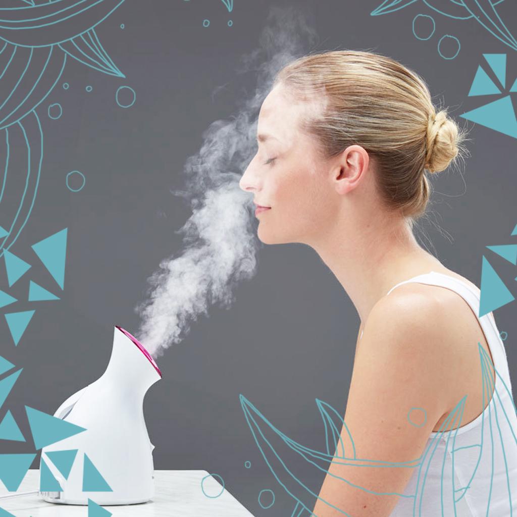 facial sauna machine