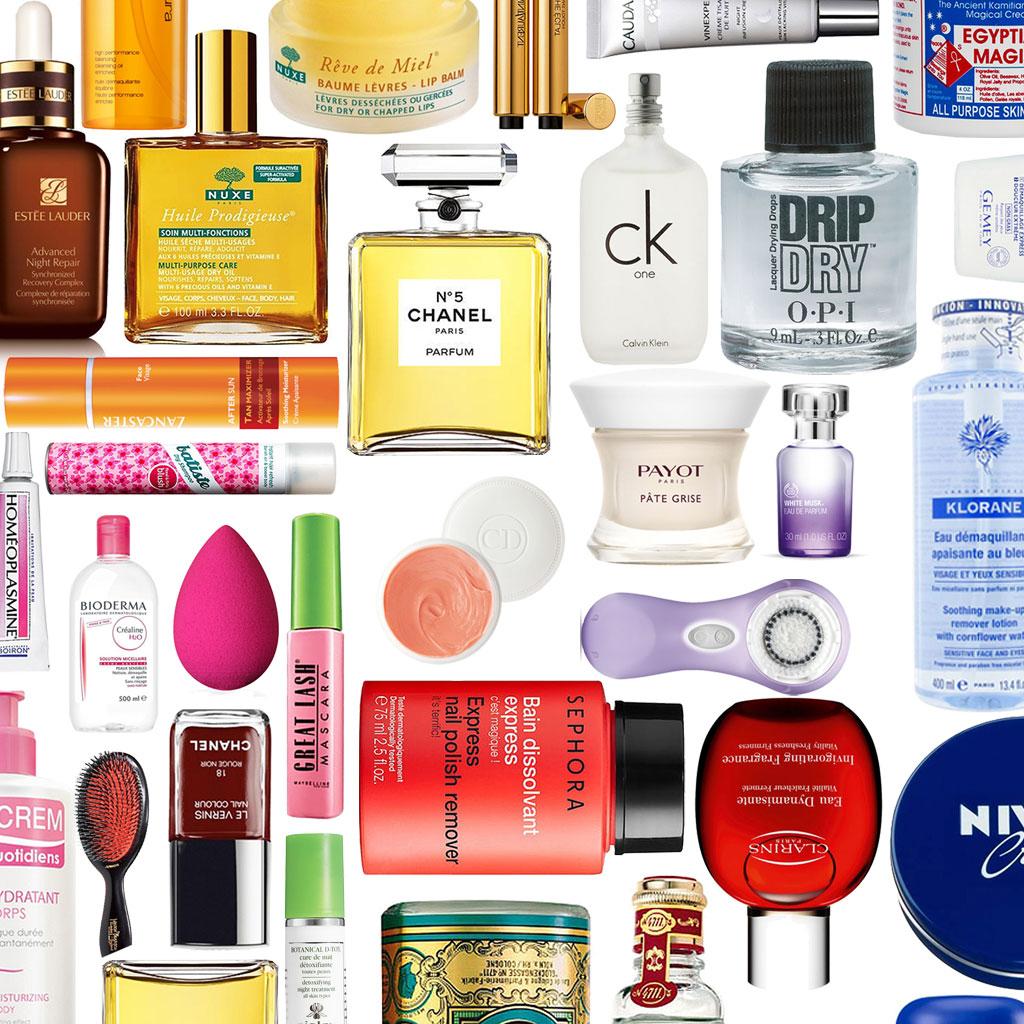 50 produits de beaut tester au moins une fois dans sa