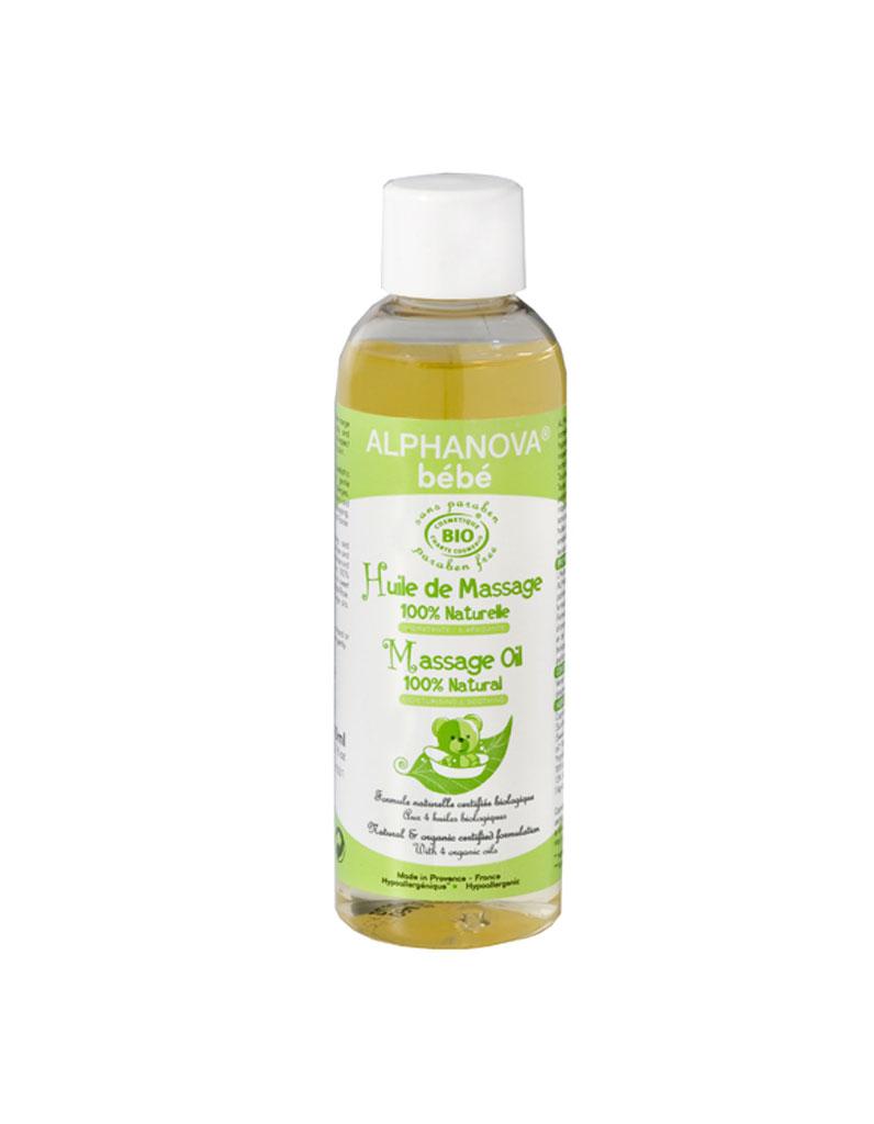 huile hydratante et de massage alphanova 6 36 les 17 produits naturels pour b b pr f r s. Black Bedroom Furniture Sets. Home Design Ideas