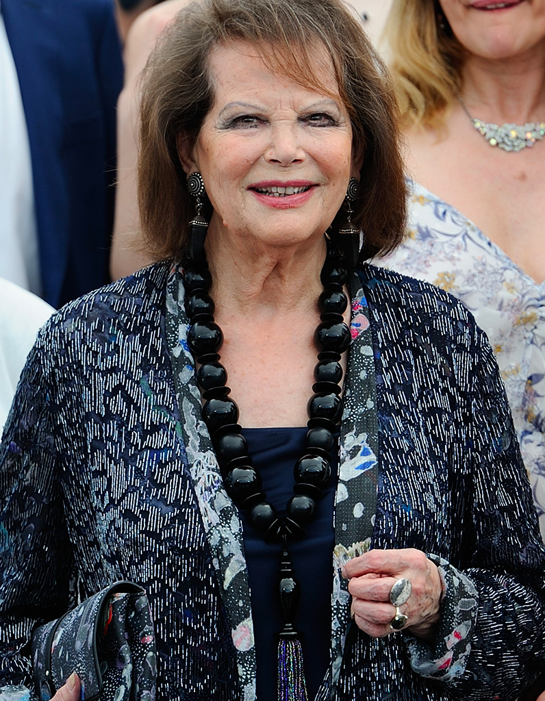 Claudia cardinale cannes 2017 will smith marion for Salon de canne 2017