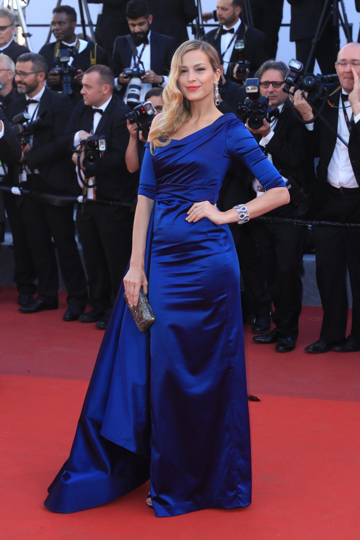 Petra Nemcova Cannes 2017 Kendall Jenner Kristen