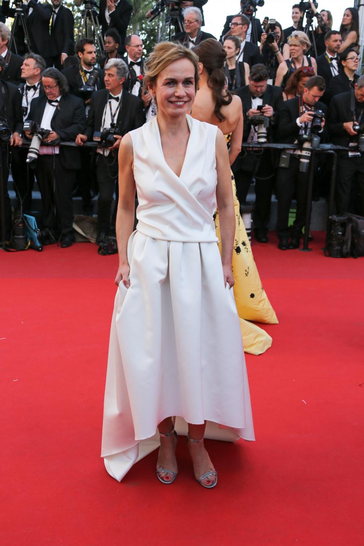 Sandrine Bonnaire (Bijoux Chaumet)