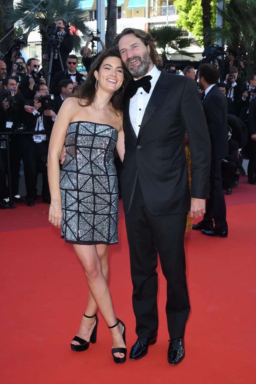Lara Micheli Et Fr 233 D 233 Ric Beigbeder Cannes 2017 Rihanna