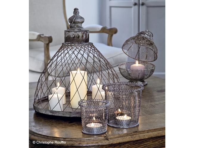 bougeoirs et photophores font la f te elle d coration. Black Bedroom Furniture Sets. Home Design Ideas