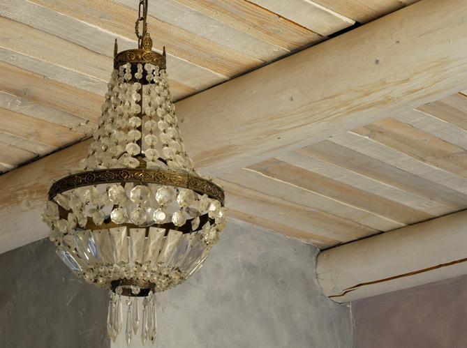 Des plafonds pas comme les autres elle d coration - Decoration poutres plafond ...