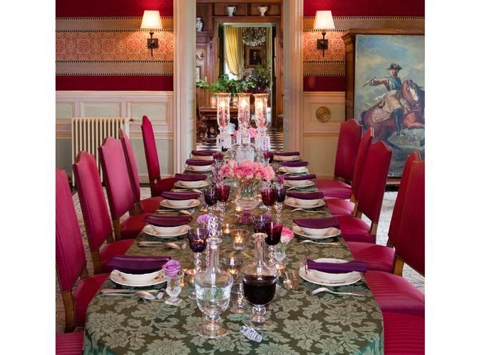 le ch teau du prince jardinier la visite de louis albert de broglie elle d coration. Black Bedroom Furniture Sets. Home Design Ideas