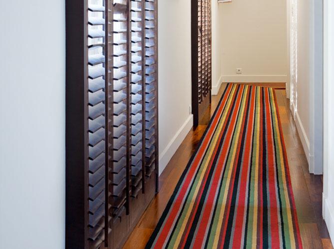 Le retour de la moquette elle d coration - Saint maclou tapis de couloir ...