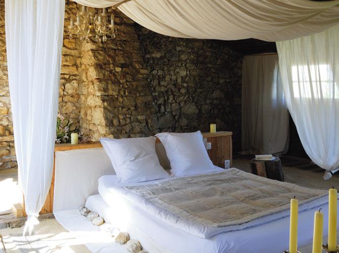 Les chambres l 39 heure de la sieste elle d coration for Chambre naturelle