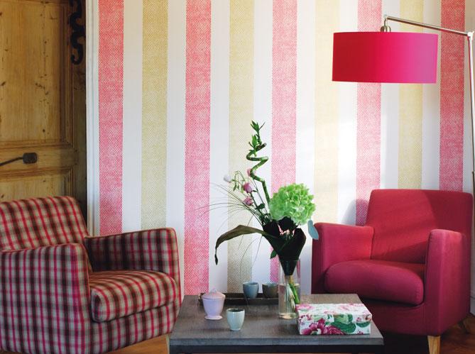 les papiers peints sortent le grand jeu elle d coration. Black Bedroom Furniture Sets. Home Design Ideas