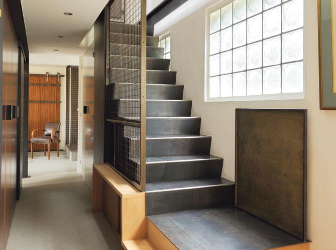 quel escalier choisir elle d coration. Black Bedroom Furniture Sets. Home Design Ideas