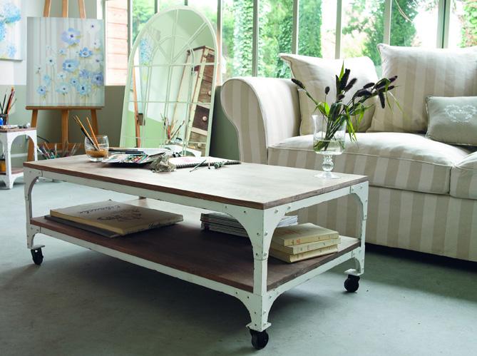 Table Basse Twist Maison Du Monde ~ Un Beau Meuble Comme Cadeau De No?l  Elle D?coration