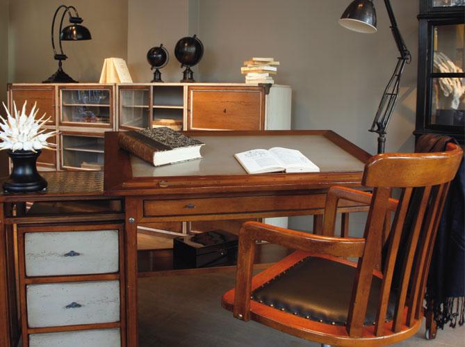 un bureau chez soi elle d coration. Black Bedroom Furniture Sets. Home Design Ideas