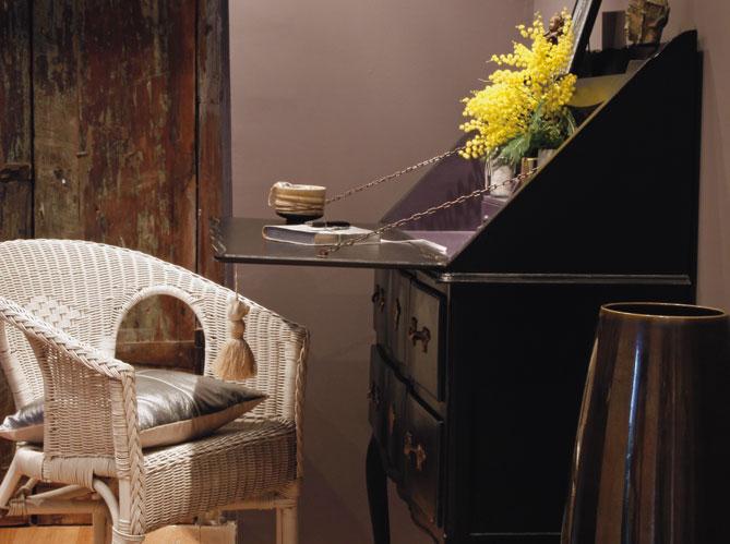 Un bureau chez soi elle d coration for Decorer un meuble bureau
