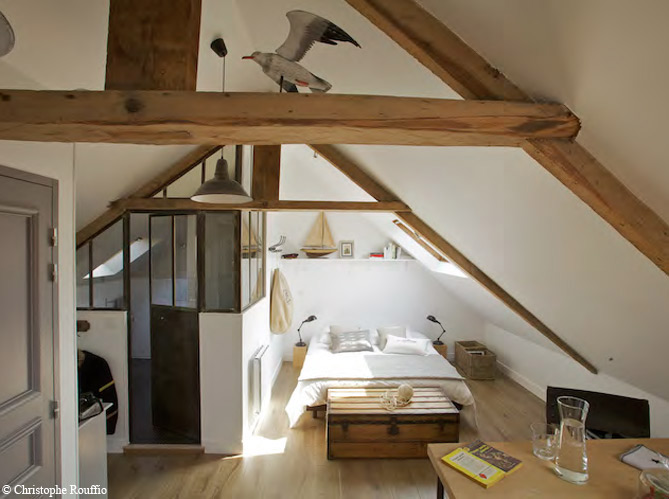 une maison typique au bord de la mer on en r ve elle d coration. Black Bedroom Furniture Sets. Home Design Ideas