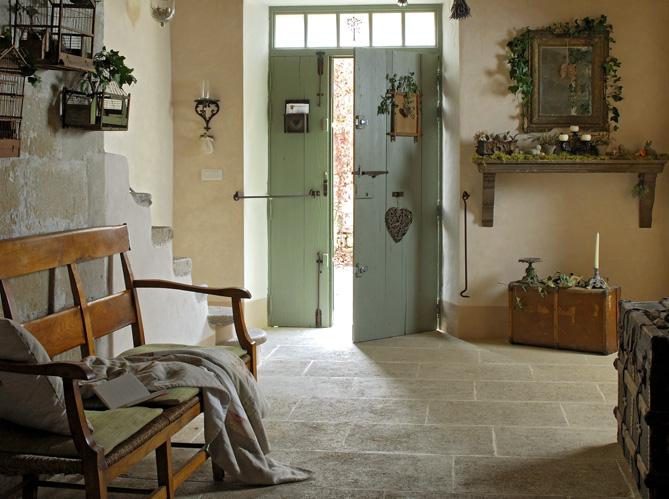 Visite d 39 une charmante maison d 39 h tes elle d coration for Elle decoration maison