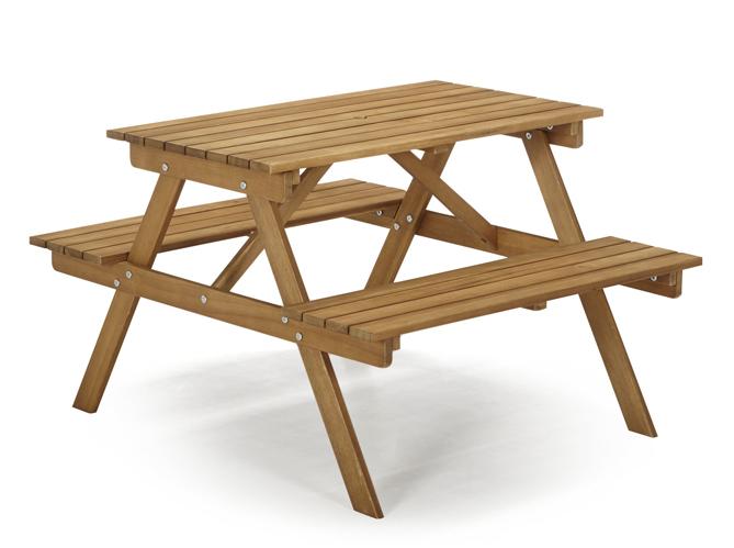 20 meubles de jardin pour vos enfants elle d coration - Table enfant exterieur ...