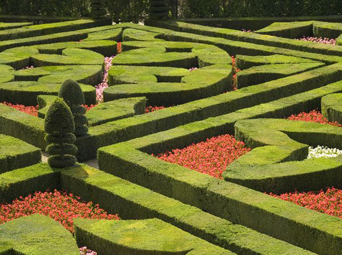 Les jardins la fran aise qui nous font r ver elle for Le jardin qui dit non