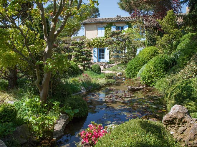 Des jardins zen qui devraient vous inspirer elle for Jardin zen bellegarde