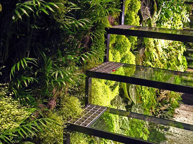 Les escaliers créent le relief - Elle Décoration