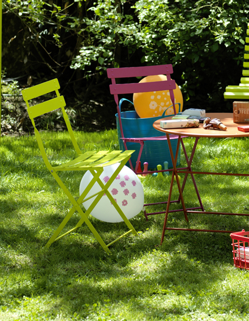 Pour quel salon de jardin pour enfant craquerez vous for Mobilier de jardin pour enfant