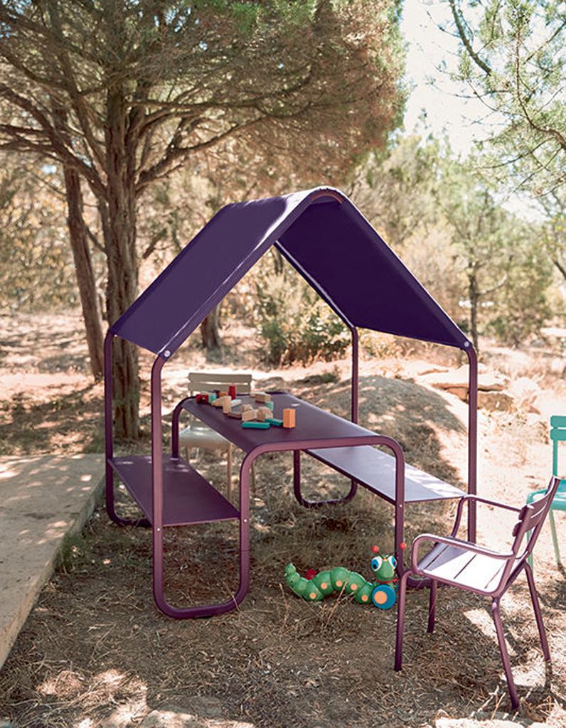 Pour quel salon de jardin pour enfant craquerez vous - Mobilier de jardin la redoute ...