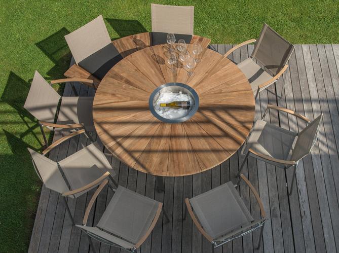 Truffaut la collection jardin 2016 elle d coration - Table de jardin truffaut ...