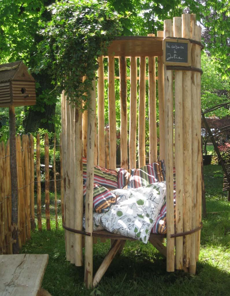 Sieste au jardin 20 inspirations pour une pause 100 zen elle d coration - Jardin asiatique ...