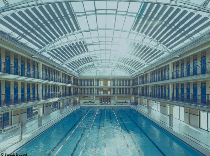 Les 10 plus belles piscines de paris elle d coration for Piscine pailleron