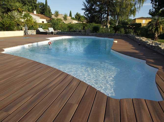 Une piscine pour tous les styles elle d coration for Piscine exterieur